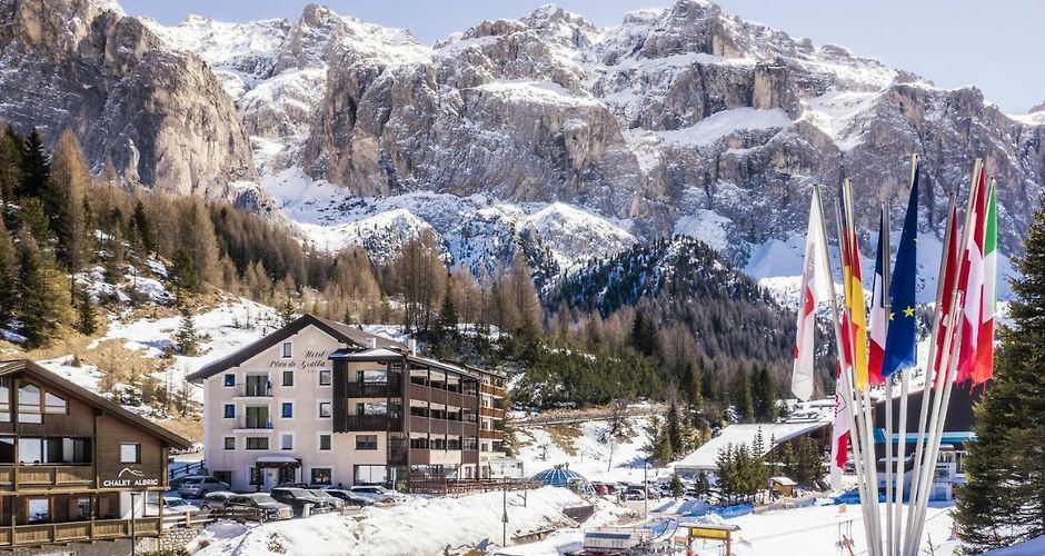 Hotel Plan De Gralba Selva di Val Gardena